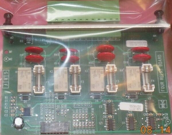 Gilbarco Veeder Root TLS 350 4 Relay Output Module