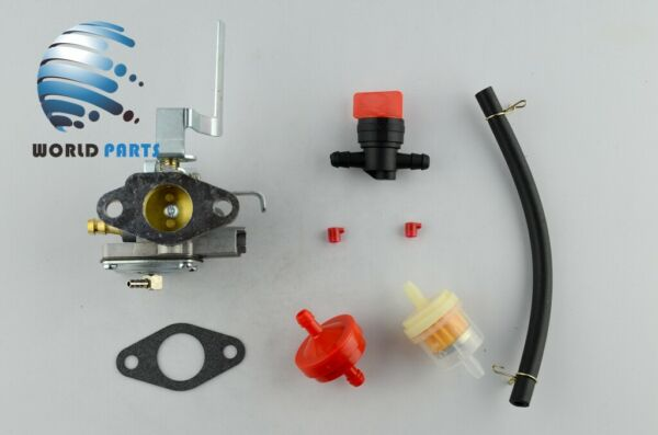 NEW Carburetor Carb Kit for Tecumseh AV520 TV085XA Engine 640290 640263 631720A