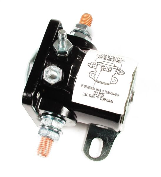 ACCEL 40200 Ultra-Tork Solenoid Fits 64-93 Capri Mustang For Ford Firewall