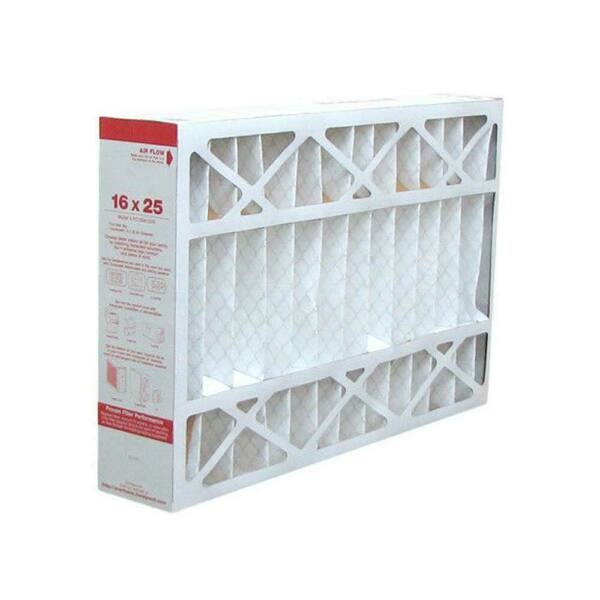 Replacement Air Filter For Lennox HCXF16 16 Furnace 16x25x5 MERV 11 $38.99