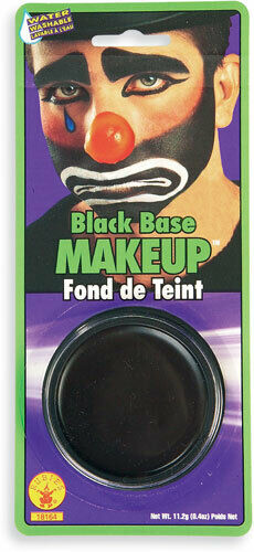 Black Base Makeup Halloween Costumes and Accessories $2.95