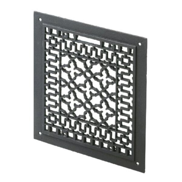 Minuteman International Fireplace Grates Jg14 Cast Iron Grille 12inch by 14inch