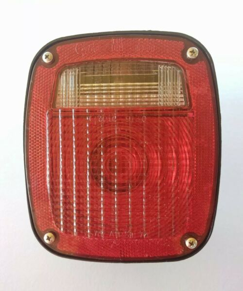 GROTE 5370 GM Ford Dodge RS Tail Light Truck Cab RV Semi Chassis MBracket