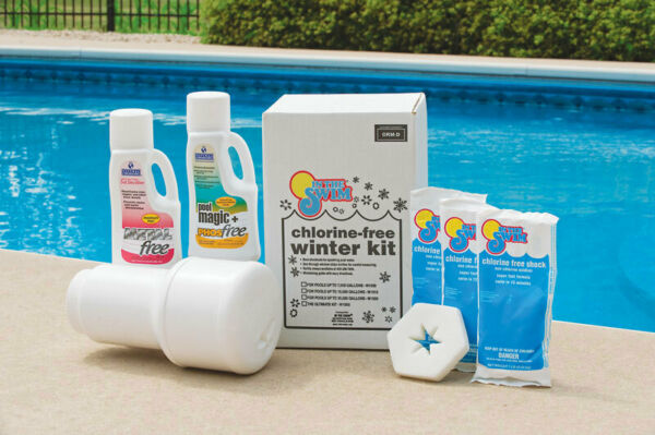 In The Swim Ultimate Pool Winterizing and Closing Chemical Kit - Up to 35K Gal