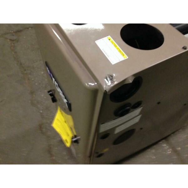 YORK TM9Y040A10MP11A 40000 26000 BTU 2 STAGE STANDARD ECM GAS FURNACE 96% 9 $1184.99