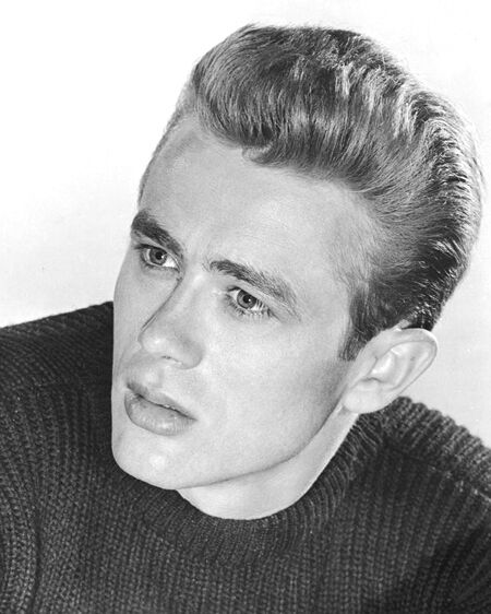 1954 American Actor JAMES DEAN Promotion Glossy 8x10 Photo Print Poster