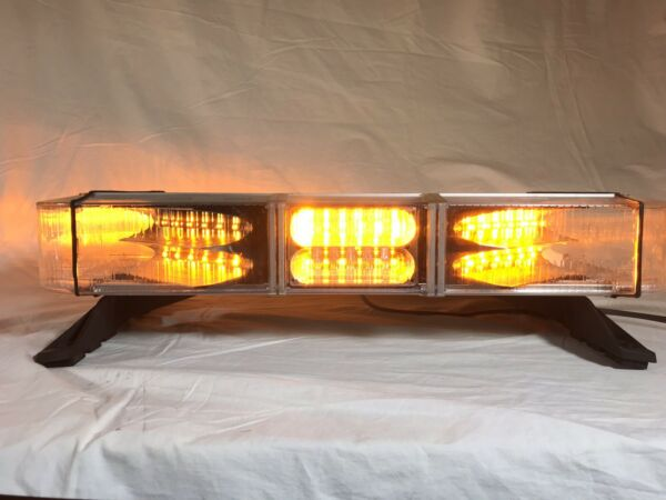 "Refurb Whelen Freedom Mini 23"" Lightbar - New Lenses - Amber"