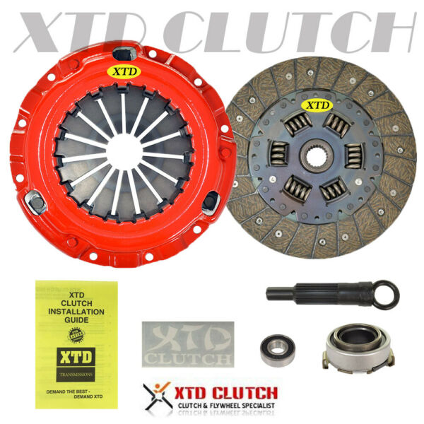 STAGE 1 SMOOTH CLUTCH KIT 1989 1990 1991 1992 1993 MIATA MX-5 ROADSTER