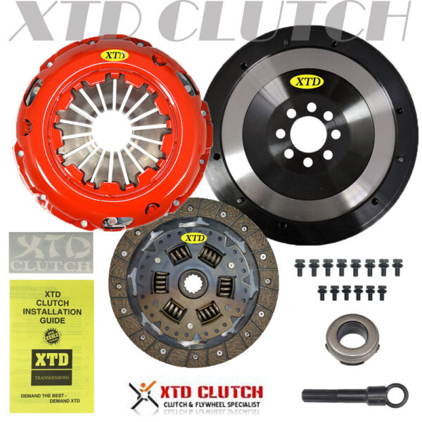 STAGE 1 CLUTCH & PERFORMANCE FLYWHEEL KIT 2002 2003 2004 2005 2006 MINI COOPER S