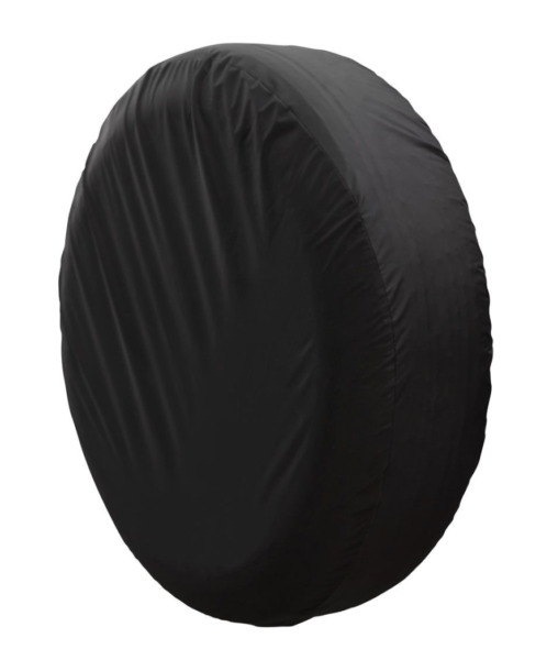 13quot; DIY trailer Spare tire tyre Wheel Cover Protect Case Pure Black Brand New S $11.28