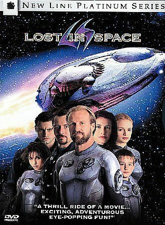 Lost In Space [DVD] DVD