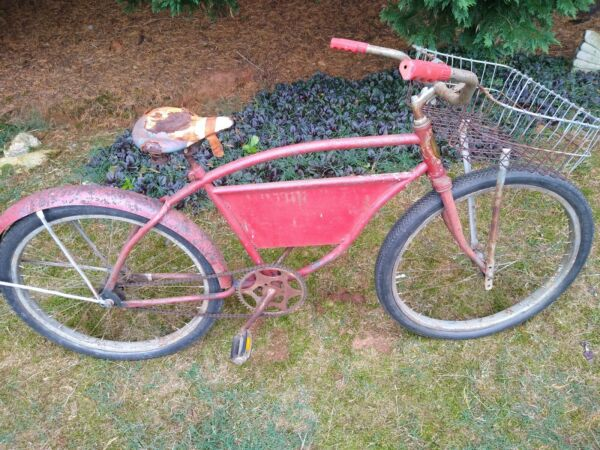 1950s Columbia or Schwinn Bike $200.00