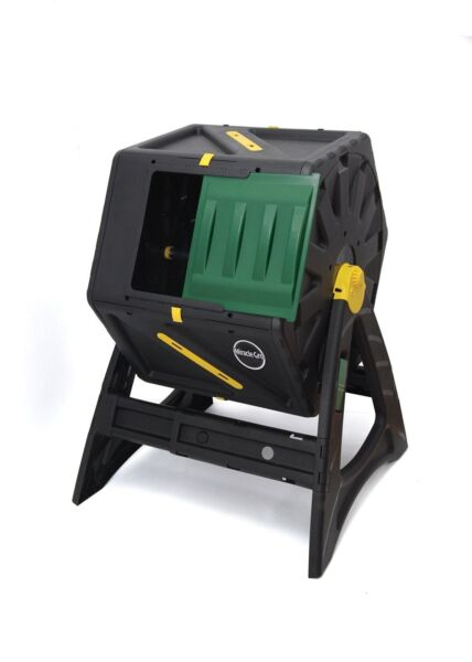 NEW Miracle Gro C1105MG Tumbling Composter with Free Shipping