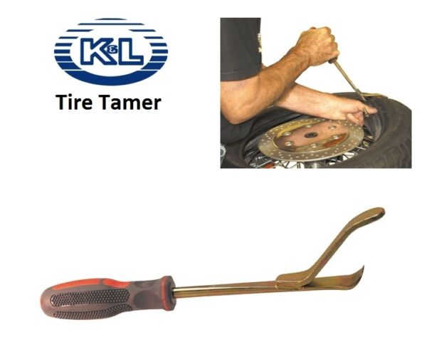 Motorcycle Tire Tamer Tool Huffy GT DK Giant Cannondale Mountain Bike BMX Change $30.82