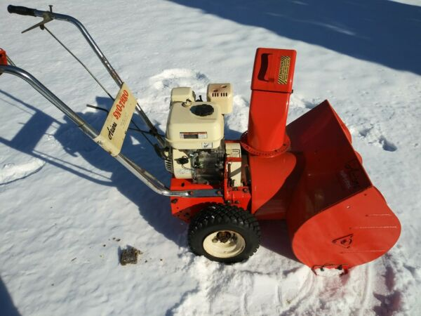 ARIENS SNOWBLOWER with NEW ENGINE Completely Serviced