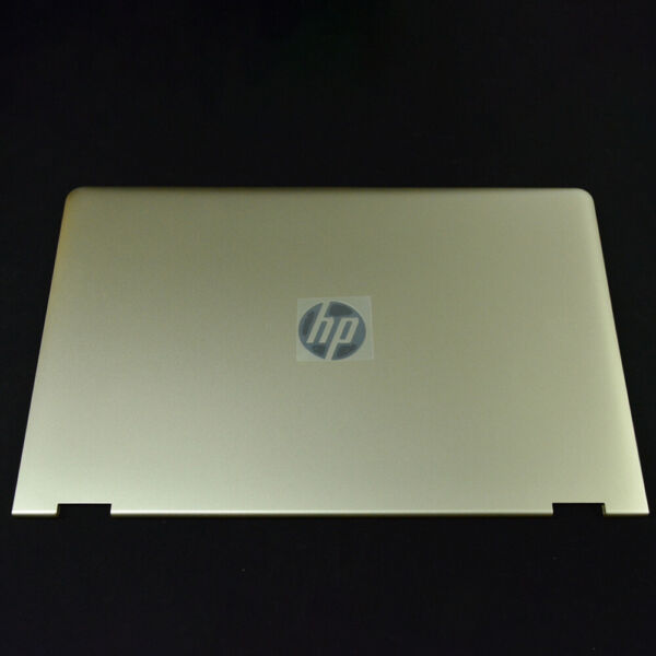 NEW 15-BR 15T-BR Lcd Back Cover For HP Pavilion X360 924502-001 Gold US