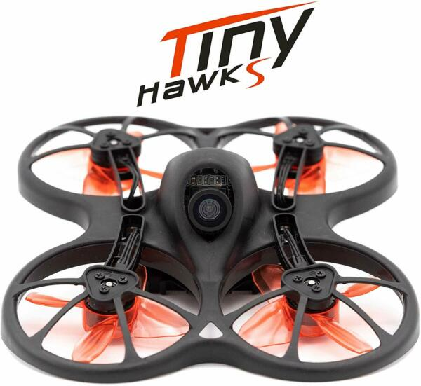EMAX Tinyhawk S 1-2s Brushless Micro Indoor Racing Drone Whoop 75mm BNF FRSKY