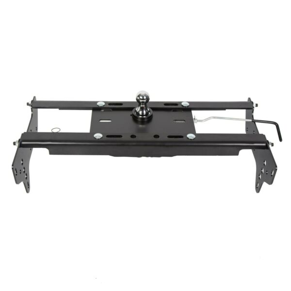 Complete Underbed Gooseneck Trailer Hitch System For 99 16 Ford F250 F350 $265.30