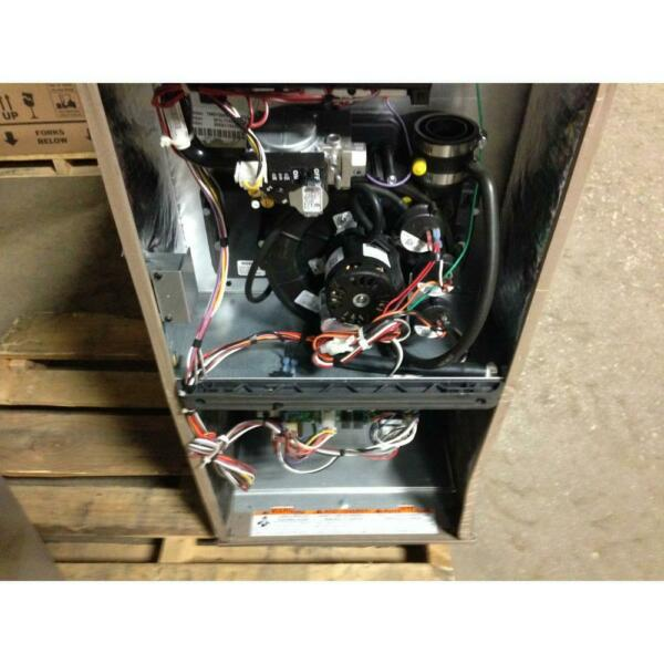 YORK TM9Y060B12MP11A 60000 39000 2 STAGE 5 SPEED ECM GAS FURNACE 96% 8 $910.98