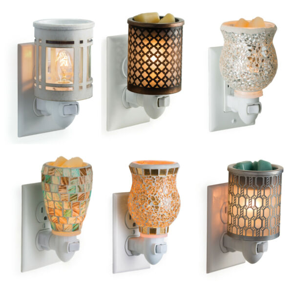 Candle Warmers Illumination Plug In Wax Melter Scent Melts Tarts Oil Your Choice