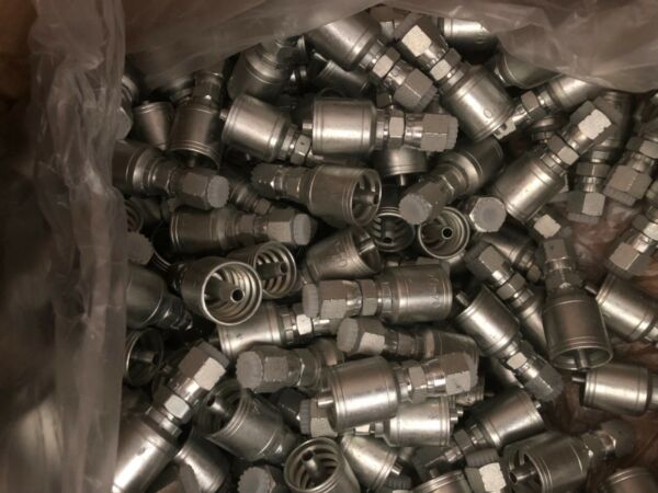 20)  04-04JIC Hydraulic Fittings (Free Shipping)