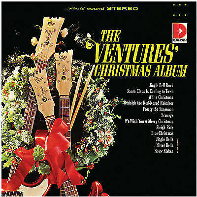 The Ventures' Christmas Album (Deluxe Expanded Mono & Stereo Edition) CD
