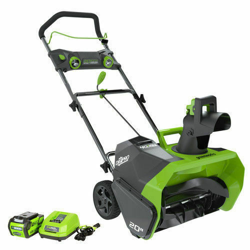 New GreenWorks Cordless 20