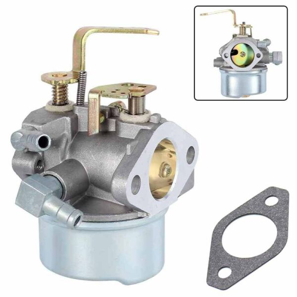 CARBURETOR Carb for Tecumseh 640152A HM80 HM100 8-10 HP Generator Engines Silver
