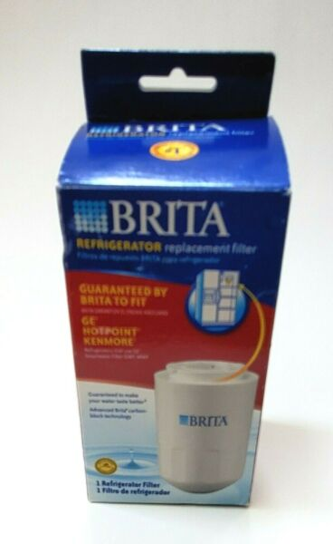 Brita Filter Model GERF 100 Refrigerator Water Replacement GE Hotpoint Kenmore