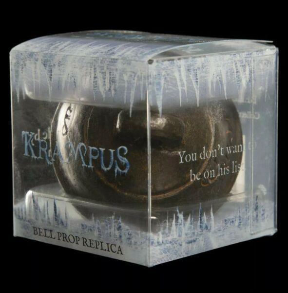 Krampus Bell Movie Prop Replica Made by WETA Brand New in Display Box $27.95