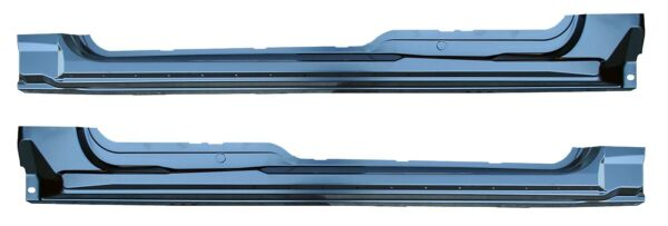 OE Style Rocker Panel for 09-14 Ford F150 Pickup Truck Super Cab PAIR