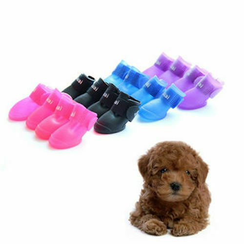 Pet Dog Waterproof Shoes Small Sizes Dogs. Different Sizes $7.50