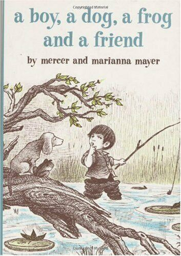 A Boy a Dog a Frog and a Friend A Boy a Dog and a Frog $4.49