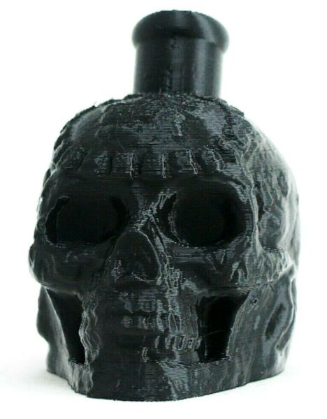 Aztec Mayan Death Whistle Onyx Black Skull *** MADE IN USA *** $4.99