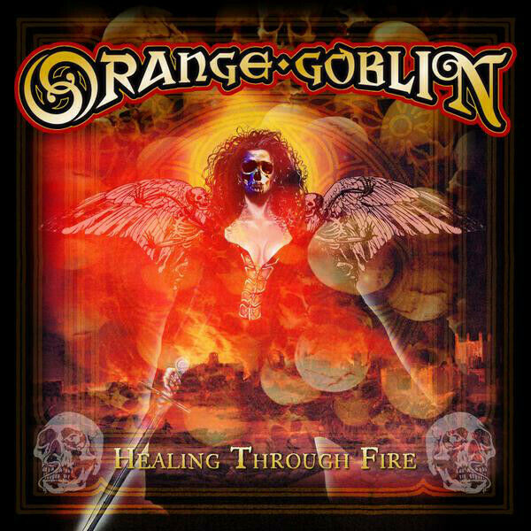 Orange Goblin ‎– Healing Through Fire CD+DVD Stoner Rock