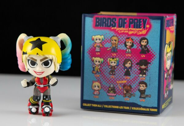 2020 Funko DC Birds of Prey Mini Mystery Individual Figures - Complete Your Set