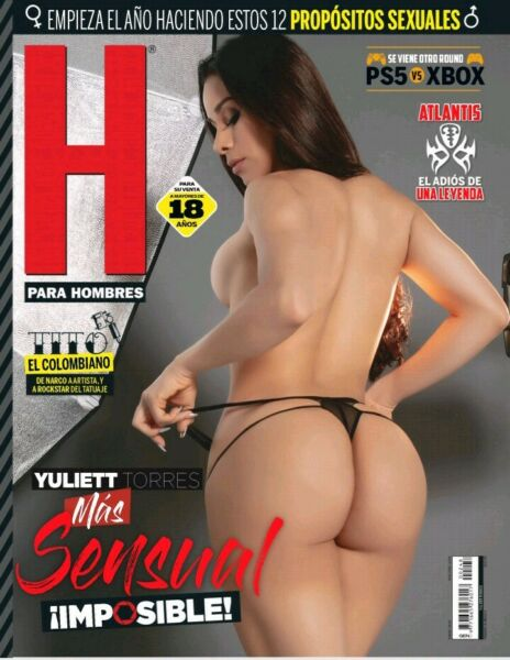 REVISTA H-YULIETT TORRES-ENERO JANUARY 2020_H PARA HOMBRES DIGITAL BOOK PDF.