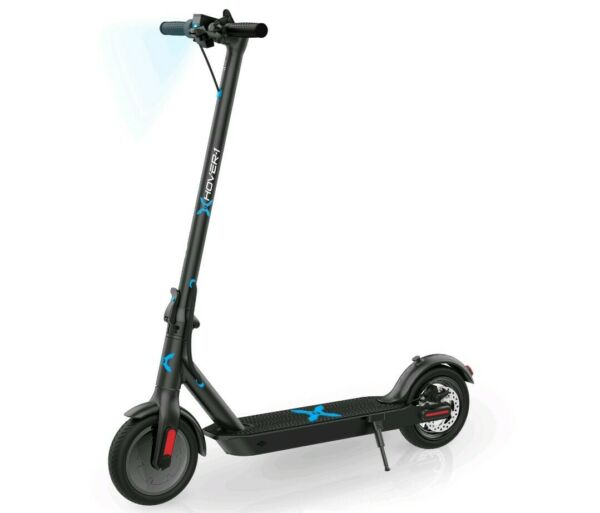 Hover-1 Pioneer Electric Folding Scooter 14MPH 264LB Max Air-filled Tires Razor