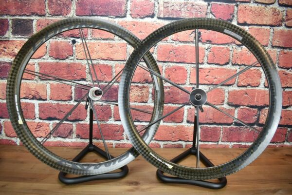 Mint! CORIMA MCC S+ 47mm Wheelset 700c Carbon Clincher Shimano 1452gr France