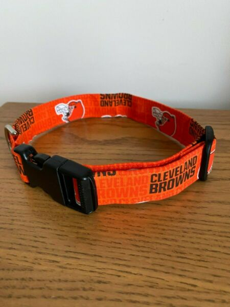 Cleveland Browns Dog Collars $8.99