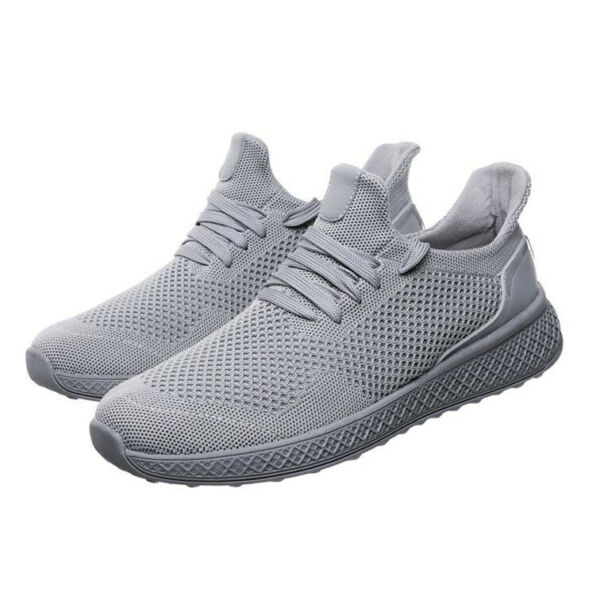 Men's Breathable Lightweight Running Athletic Tennis Shoes Gym Casual Sneakers