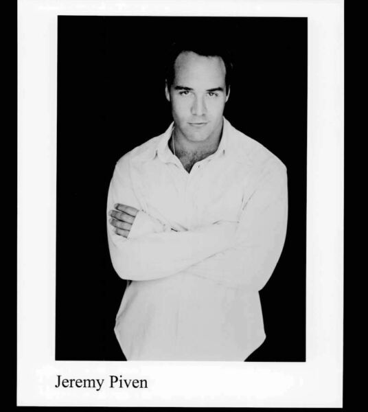JEREMY PIVEN - 8x10 Headshot Photo w Resume - Ellen