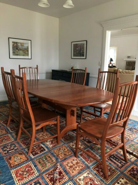 Hunt Country Furniture Cherry Dining Set $6000.00
