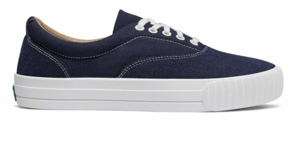 PF Flyers Made in USA Windjammer Unisex Shoes Navy Size