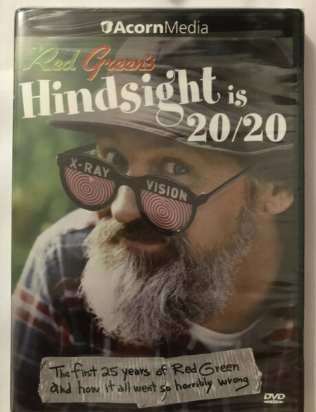 RED GREEN'S HINDSIGHT IS 2020 DVD