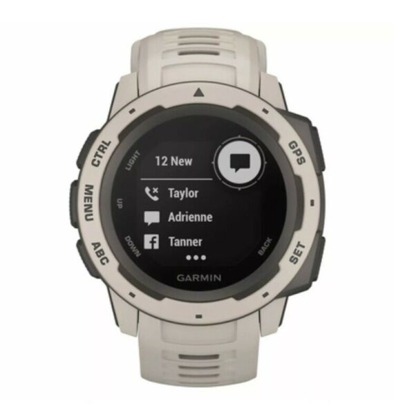 Garmin Instinct Rugged GPS MultiSport Watch Running Fitness Outdoor