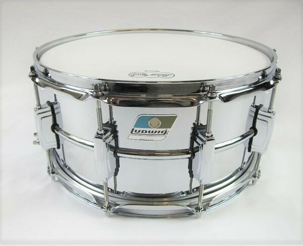 Ludwig LM402B B-Stock 6 12 x 14 Supraphonic Snare Drum