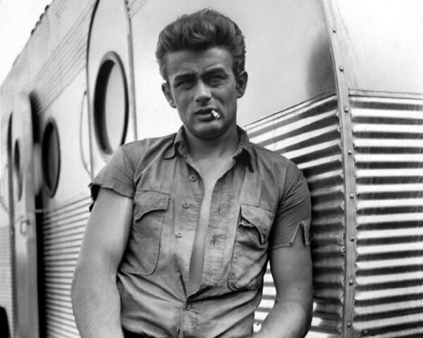 1955 American Actor JAMES DEAN Promotional Glossy 8x10 Photo Print Poster
