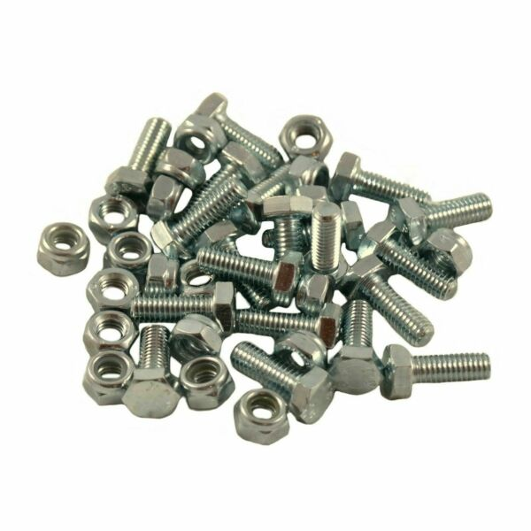 20 Sets Auger Shear Pins Bolts Honda Snowblower HS1132 HS624 HS828 HS928 HS724