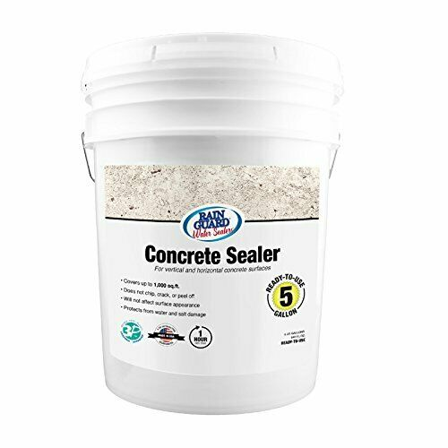 Concrete Sealer RTU 5 Gallon Pail